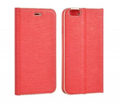 Samsung Galaxy A20e / A202F Vennus Book Case Red