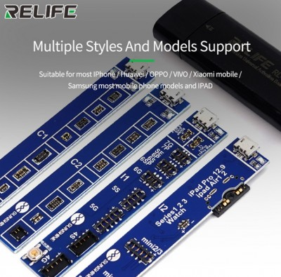 Universal Battery Activation Relife RL-909C