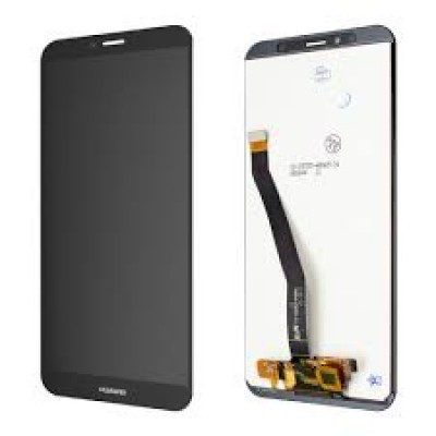 Huawei Y6 Prime 2018 Lcd + Touch Black Grade A