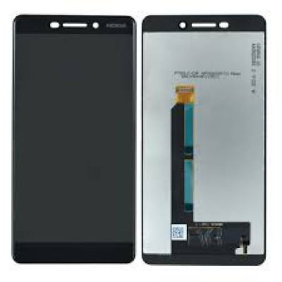 Nokia 6.1 Lcd + Touch Black Grade A
