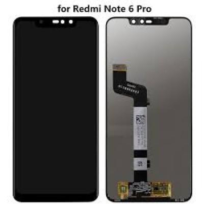 Xiaomi Redmi Note 6 Pro Lcd + Touch Black Grade A