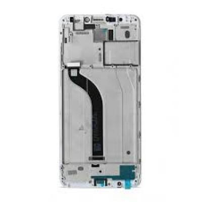 Xiaomi Redmi 5 Frame + Lcd + Touch White Original (Service Pack)