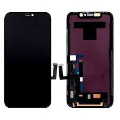 iPhone 11 Lcd + Touch Amoled Black  Grade A+