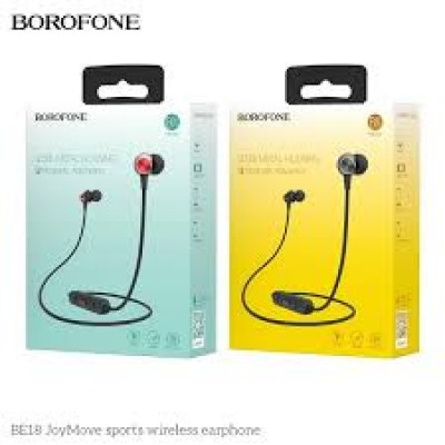 BOROFONE JoyMove Bluetooth Stereo Cable 3.5mm Black / Red