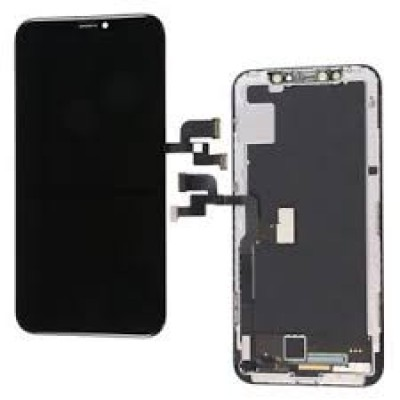 iPhone XS MAX Lcd + Touch Black Amoled Grade A+