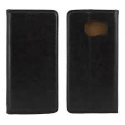 Samsung Galaxy J3 2017 / J330FN Book Special Leather Case Black