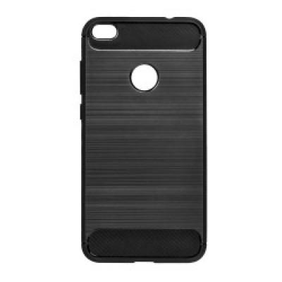 Xiaomi Redmi Note 4 / Note 4X Carbon Silicone Case Black