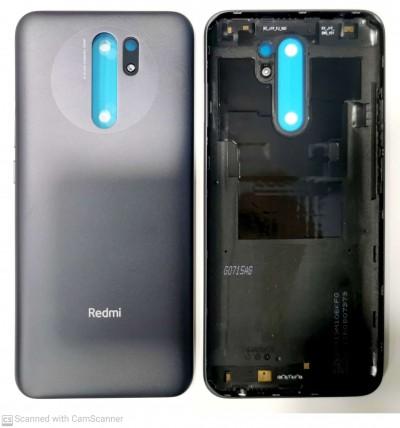 Xiaomi Redmi 9 Battery Cover Gray Original