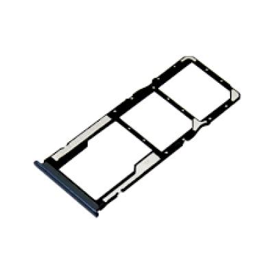 Xiaomi Redmi 6 / Redmi 6A Sim + Micro SD Tray Holder Black Original