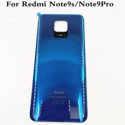 Xiaomi Redmi Note 9 Pro Battery Cover Blue Original