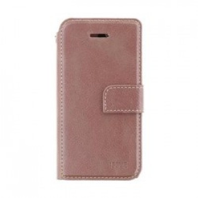 Samsung Galaxy J4+ Plus 2018 / J415F Molan Cano Book Case Rose Gold