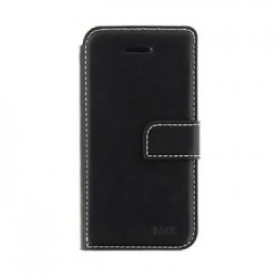 Huawei Honor 10 Molan Cano Book Case Black