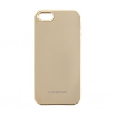 Huawei Honor 8A Molan Cano Silicone Case Gold