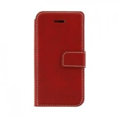 Xiaomi Mi 8 Lite Molan Cano Book Case Red