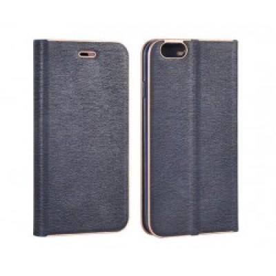 Xiaomi Redmi 6 / 6A Vennus Book Case Navy Blue