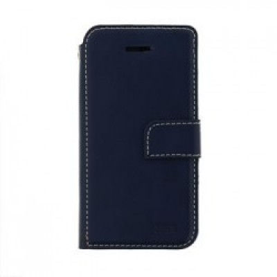 Samsung J6+ Plus 2018 / J610F Molan Cano Book Case Navy Blue