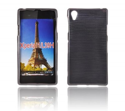 HTC One M9 Plum Jelly Silicone Case Black