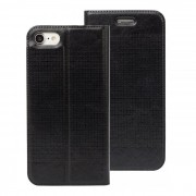 iPhone 5 / 5S / SE Book Dallas Magnet Case Black