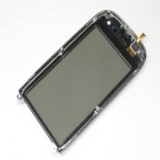 Nokia 701 Front Cover + Touch Black HQ