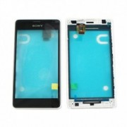 Sony Xperia E1 / D2005 Touch Screen with Front Cover White Original