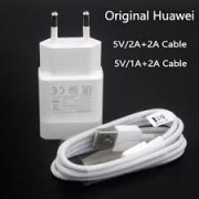 Huawei Charger Adaptor 2.0A HW-050200E3W with Micro Usb Cable White Bulk