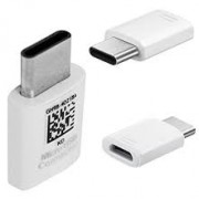 Samsung SM-GN950 Micro Usb to Type C Adaptor White Bulk