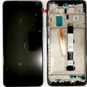 Xiaomi Pocophone X3 Frontcover + Lcd + Touch Black Original