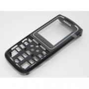 Nokia 1650 Front Cover Black Copy