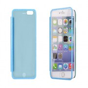 iPhone 5 / 5S Mega View Book Case Blue