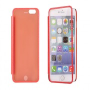 iPhone 5 / 5S Mega View Book Case Red