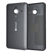 Microsoft Lumia 640 XL Battery Cover Black Original