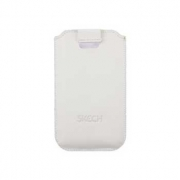 Pull Out Case Skech White