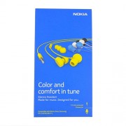 Nokia WH-208 Handsree 3.5mm Stereo Yellow Blister