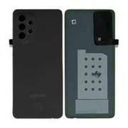 Samsung Galaxy A72 / A725F / A726B Battery Cover Black Original (Service Pack)