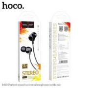 Hoco Handsfree Perfect M60 3.5mm Black Blister