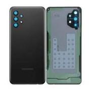 Samsung Galaxy A32 5G / A326B Battery Cover Black Original (Service Pack)