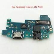 Samsung Galaxy A31 / A315F Dock Usb Charging Connector + Audio + Microphone Flex Original
