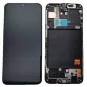 Samsung A405F / Galaxy A40 Lcd + Touch Black Original