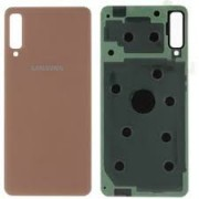 Samsung Galaxy A7 2018 / A750F Battery Cover Gold HQ
