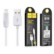 Hoco Usb Cable Rapid Charging iPhone Lightning 1M White