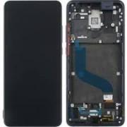Xiaomi MI 9T / MI 9T PRO Frontcover + Lcd + Touch Black / Grey Original (Service Pack)