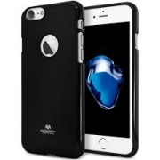 iPhone 4 / 4s Mercury Jelly Silicone Case Black