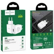 Hoco Charger Adaptor N2 2.1A White Blister