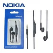Nokia WH-207 Headset 3.5mm Stereo Black Blister