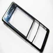 Sony Ericsson C510 Front Cover Black Original