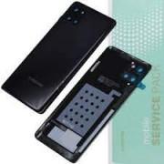 Samsung Galaxy Note 10 Lite / N770F Battery Cover Black Original (Service Pack)