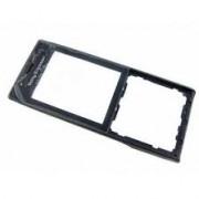Sony Ericsson J10i2 Elm Front Cover Black Original
