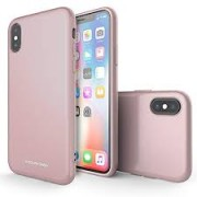 Xiaomi Redmi 7 Molan Cano Silicone Case Rose Gold