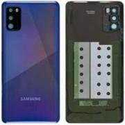 Samsung Galaxy A41 / A415F Battery Cover Blue Original (Service Pack)