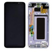 Samsung G955F / Galaxy S8 Plus Lcd + Touch Violet Original (Service Pack)